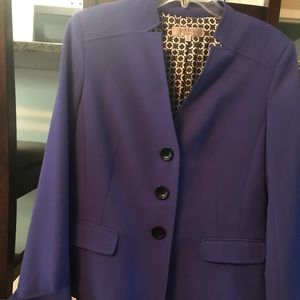 Kasper Royal Purple Blazer
